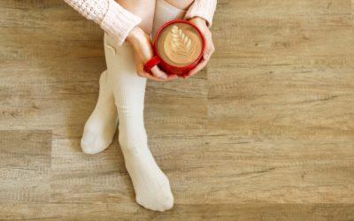 Zo houdt u uw voeten ook in de winter lekker warm
